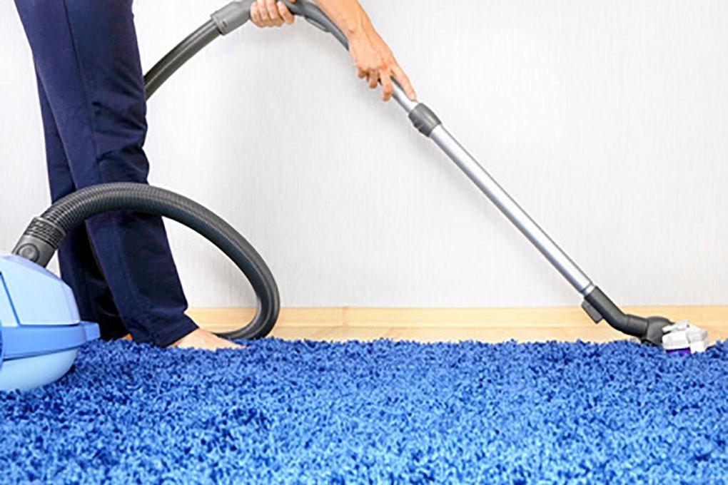Servicio de limpieza de moquetas y alfombras